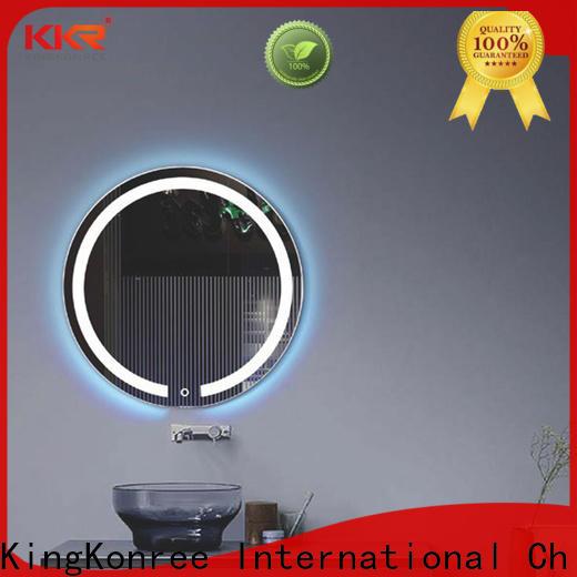 KingKonree funky mirrors customized design for home