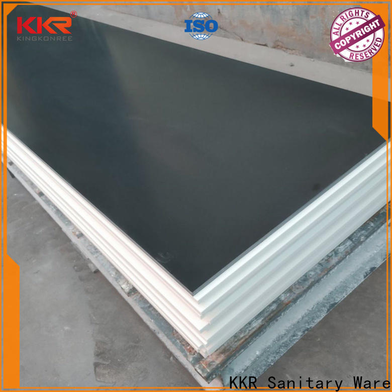 KingKonree acrylic solid surface inquire now for restaurant