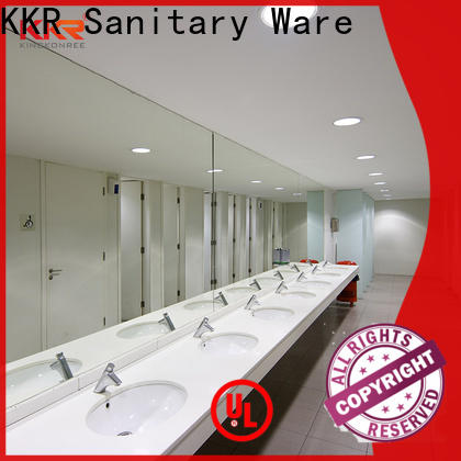 KingKonree all in one bathroom sink and countertop latest design for bathroom