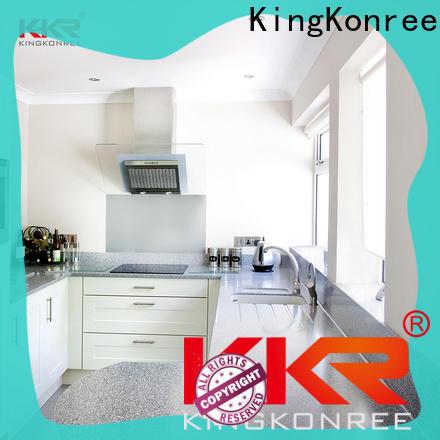 kkr real marble worktops high-qualtiy for restaurant