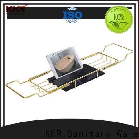 KingKonree shelves ceramic bathroom accessories wholesale for gymnasiums