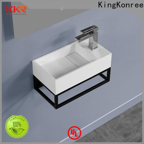 KingKonree bathroom basin cabinets builders warehouse sinks for bathroom