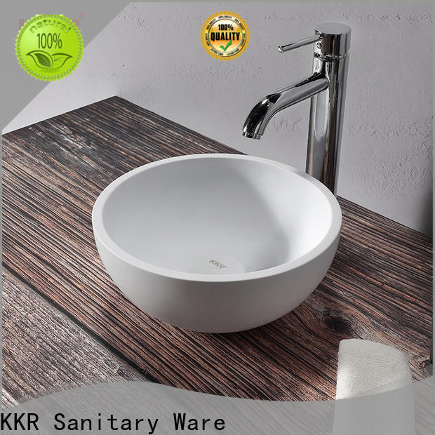 pure bathroom countertops and sinks design for hotel