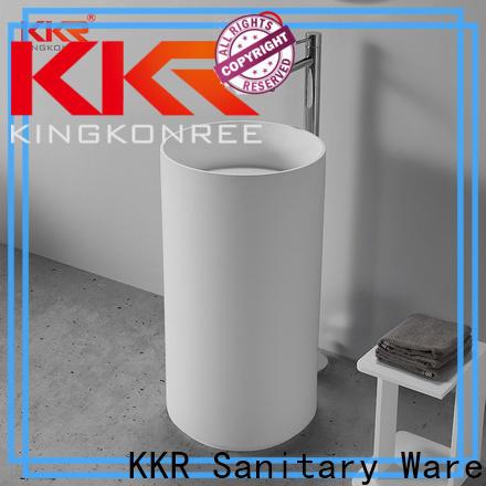 white bathroom sink stand manufacturer for bathroom