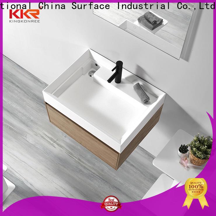 KingKonree bathroom washbasin cabinet manufacturer for bathroom