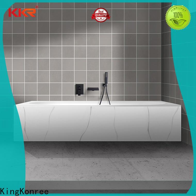durable large freestanding bath supplier for bathroom