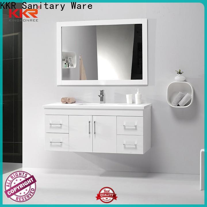 KingKonree pedestal sink cabinet customized for households