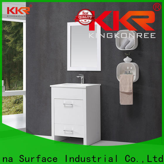 KingKonree small sink cabinet supplier for home