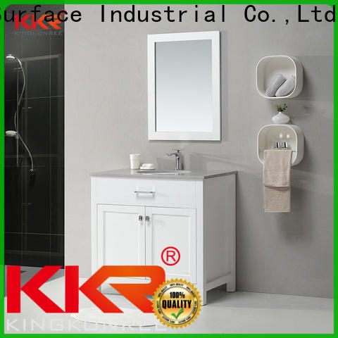 durable bath vanity cabinets factory for households