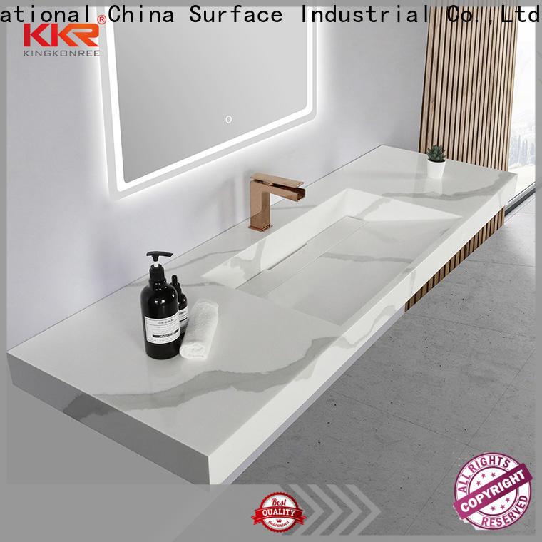 KingKonree wall mount vintage sink customized for home