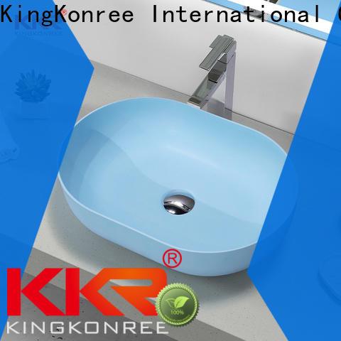 approved top mount bathroom sink manufacturer for restaurant