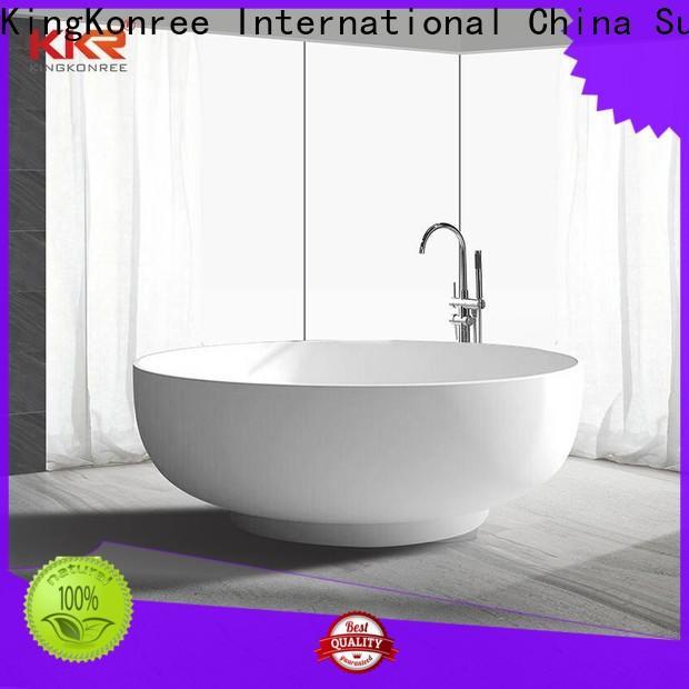KingKonree modern bathtub OEM for family decoration