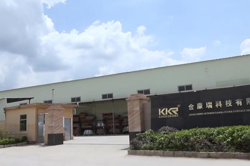 KKR Factory- sanitary ware workshop video