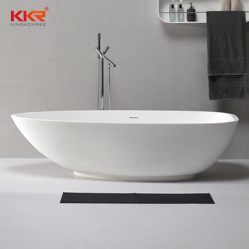 Cheap Freestanding Bathtub Malaysia Portable Walk in Small Size 52 inch Bathtub KKR-B084