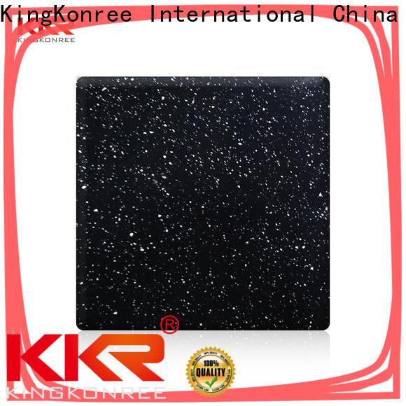 soild acrylic solid surface design for restaurant