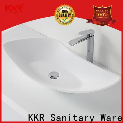 KingKonree above counter basins cheap sample for room