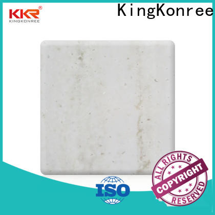 modified acrylic solid surface sheet supplier for room