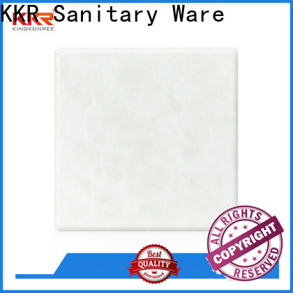KingKonree wholesale acrylic sheets manufacturer for bathroom