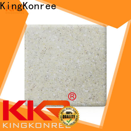 modfied modified acrylic solid surface design for room