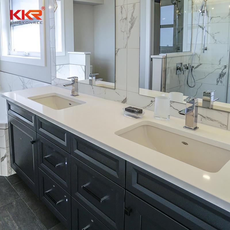 Quartz Countertops For Kitchens KKR-QF001