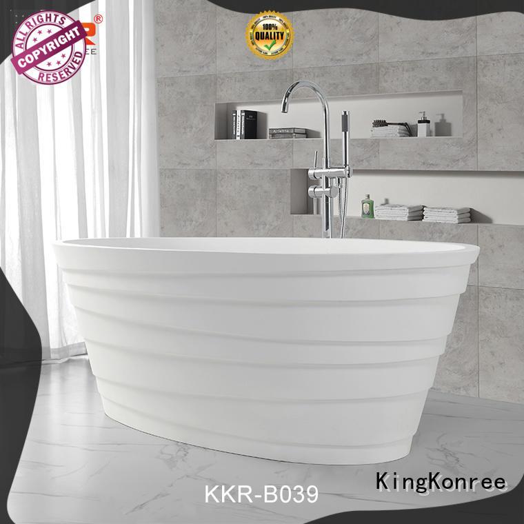 KingKonree best freestanding bathtubs OEM for shower room