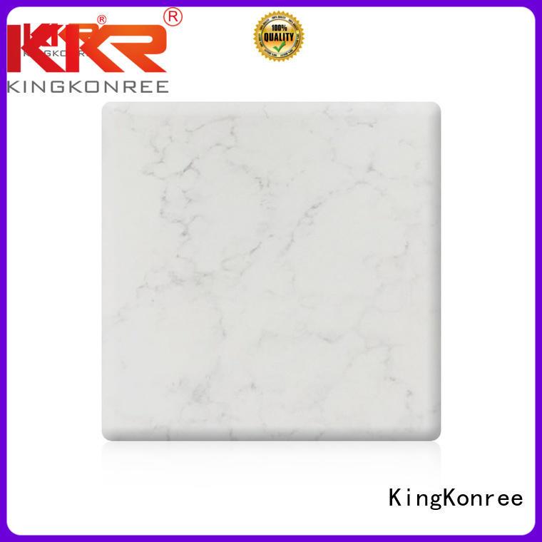 pattern solid surface sheets marble KingKonree company