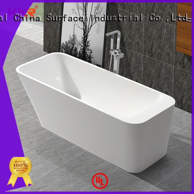 black stone resin bath custom for family decoration