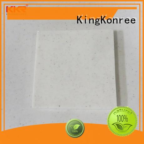 KingKonree acrylic solid surface countertops supplier for restaurant