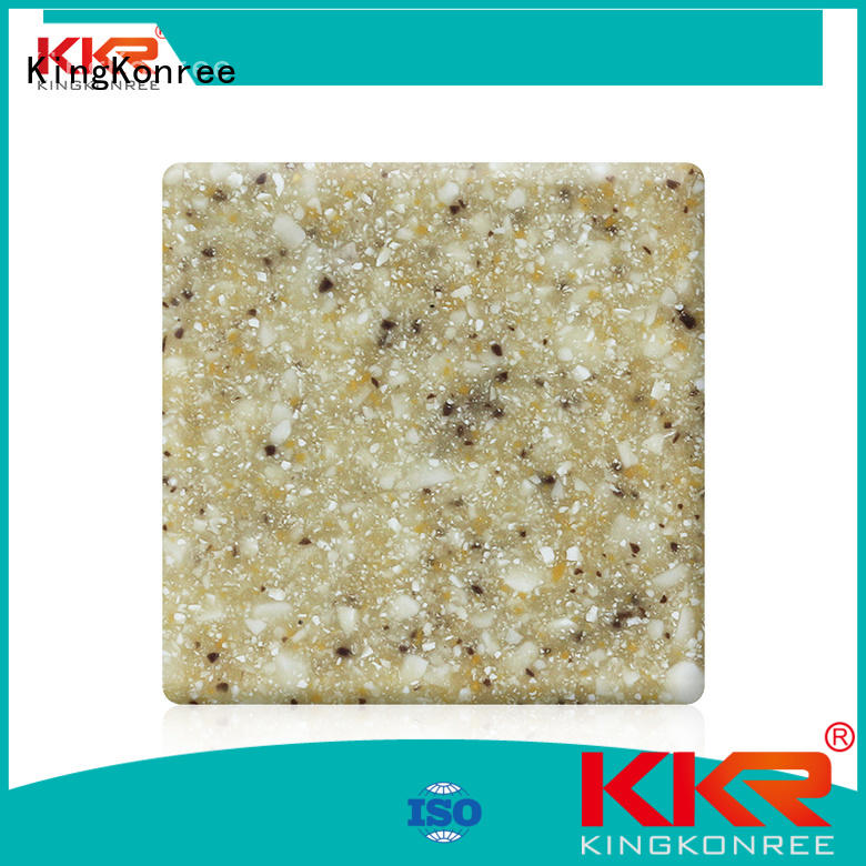KingKonree Brand surface length modified acrylic solid surface modified factory