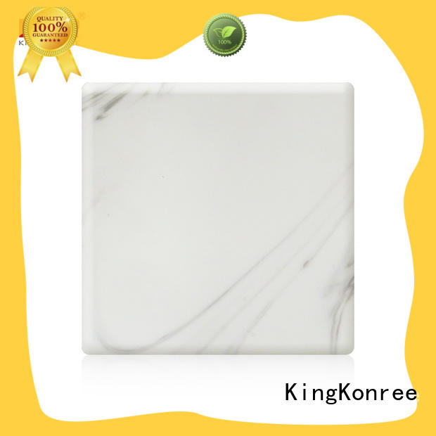 solid surface sheets for home KingKonree