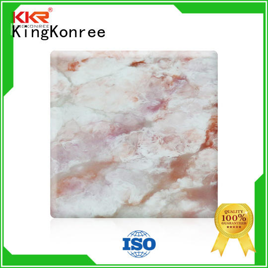 pure solid surface sheets for sale manufacturer for room