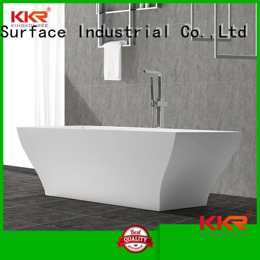 Solid Surface Freestanding Bathtub inside solid surface bathtub KingKonree Brand