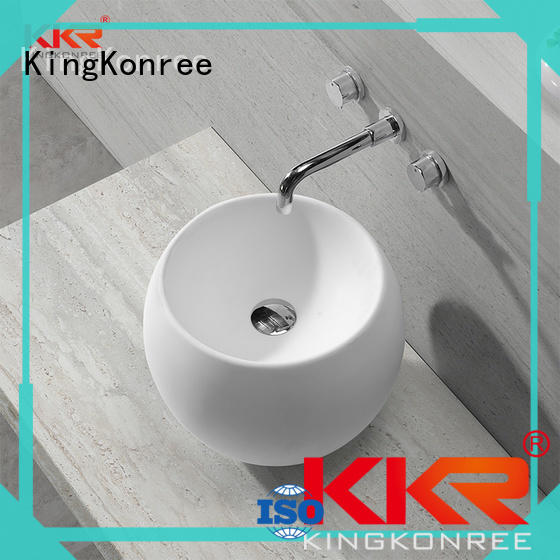 KingKonree above counter basins design for home