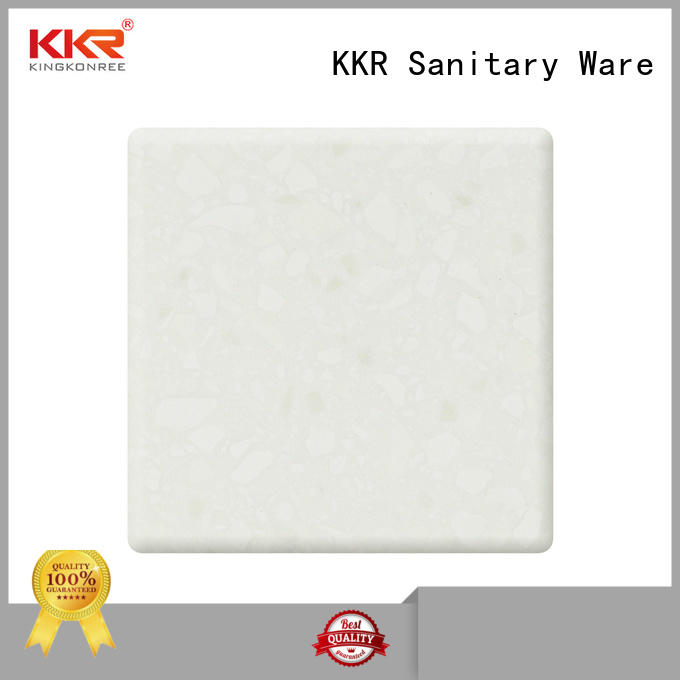 KingKonree dusk solid surface sheets for sale customized for room