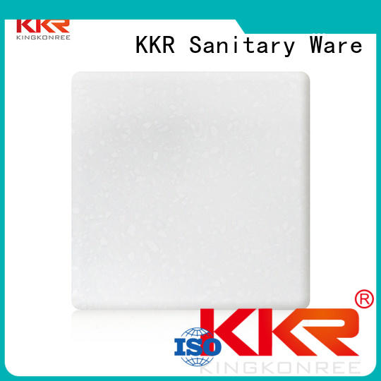 Hot acrylic modified acrylic solid surface sheets solid KingKonree Brand