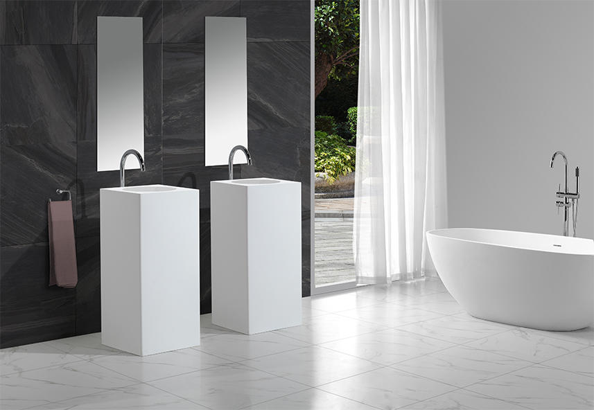 freestanding basin manufacturer for bathroom KingKonree-1