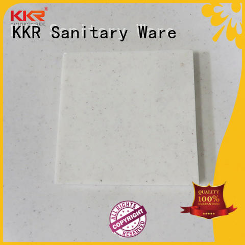 KingKonree acrylic solid surface supplier for restaurant