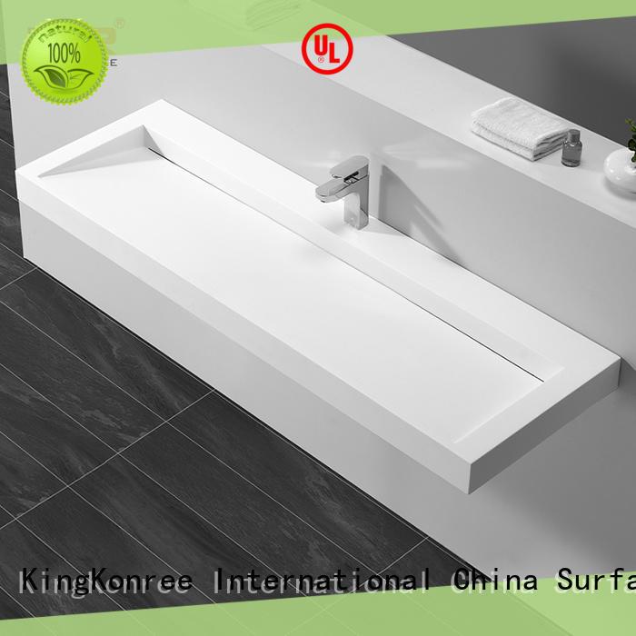 1400MM Length Hot Sales European Design Wall Hang Basin KKR-1265