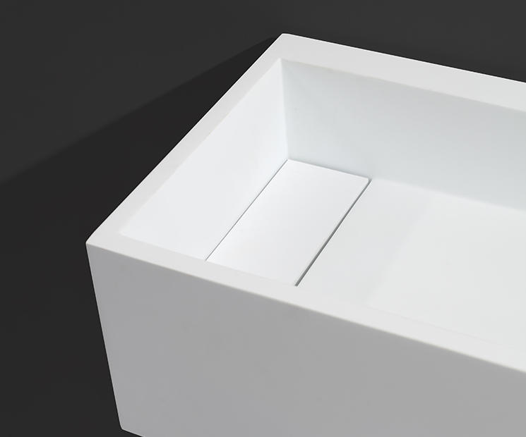 KingKonree solid surface basin for wholesale for bathroom-2