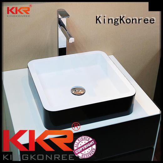 Quality KingKonree Brand above ware above counter basins