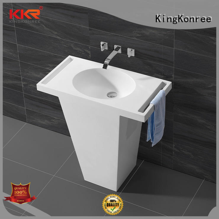 KingKonree bathroom sink stand design for home