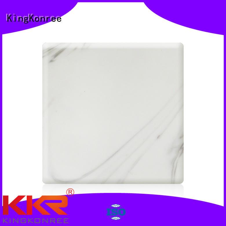 marble texture sheets solid surface sheets KingKonree