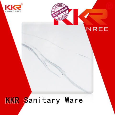 KingKonree Brand kkr artificial sheets solid surface sheets
