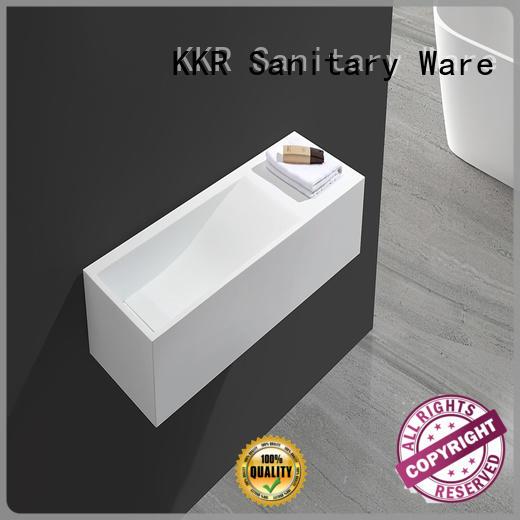 sanitary ware price gray fot bathtub KingKonree