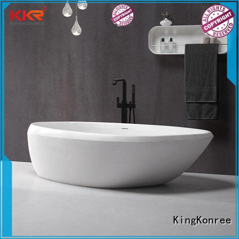 KingKonree best soaking tub free design for shower room