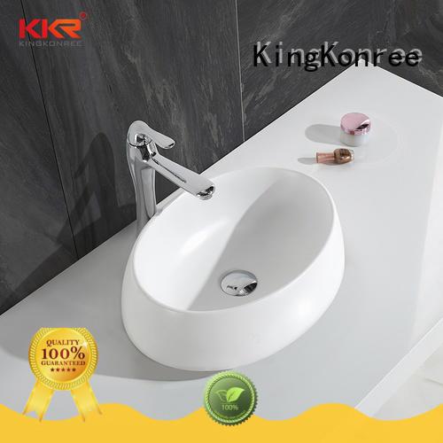 small countertop basin for home KingKonree