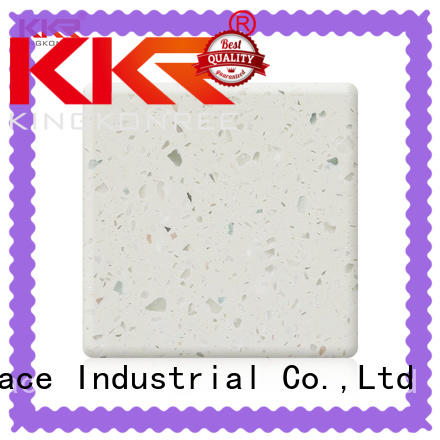 quality modified acrylic solid surface manufacturer for room
