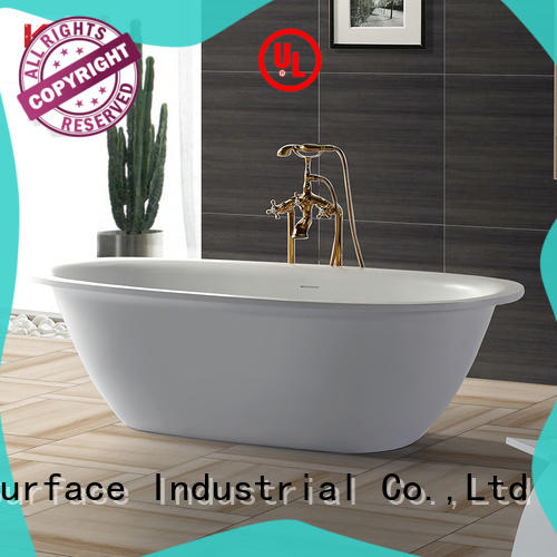 KingKonree overflow freestanding tubs for sale at discount for hotel