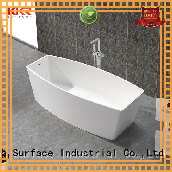 KingKonree on-sale acrylic freestanding tub custom for family decoration