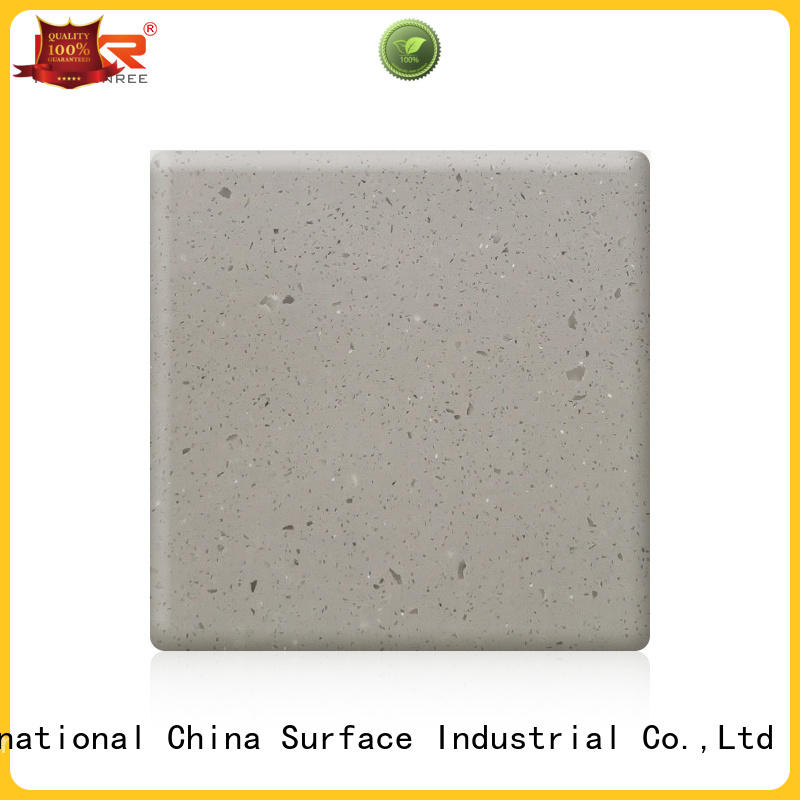 thermo-forming solid surface sheets factory price for hotel